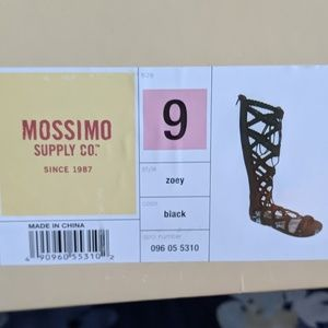 Mossimo Gladiator sandals